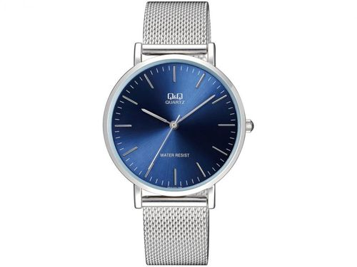 Relógio Masculino Q&Q Analógico QA20J202Y - Prata