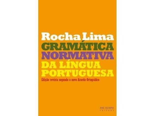 Gramática Normativa da Língua Portuguesa - José Olympio