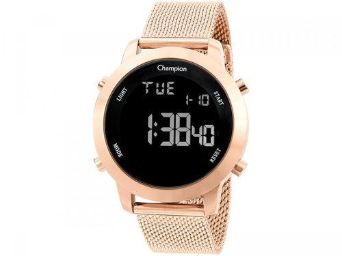 Relógio Feminino Champion Digital CH40062P - Rosê