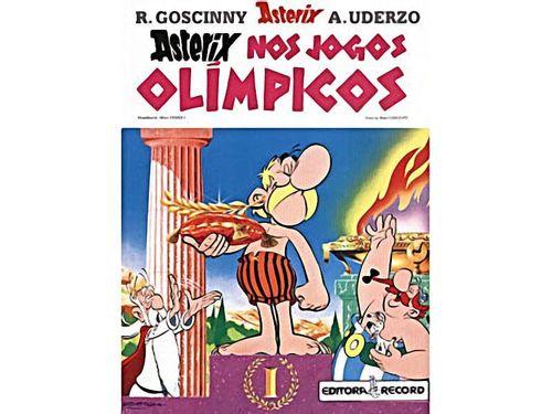 Asterix Nos Jogos Olímpicos - Record