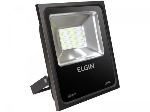 Refletor LED 100W 6500K Branca Elgin - 48RPLED100G0