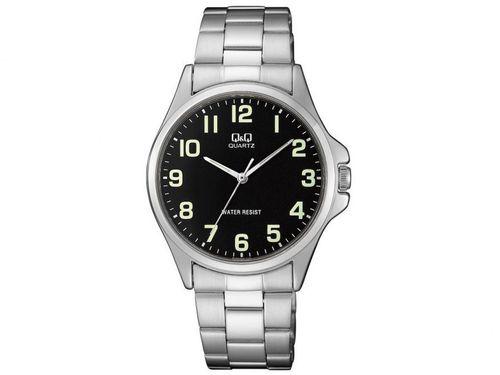 Relógio Masculino Q&Q Analógico QA06J205Y - Prata