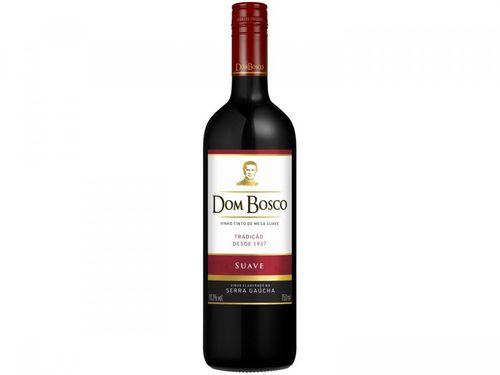 Vinho Tinto Suave Dom Bosco - 750ml