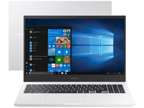 "Notebook Samsung Book E30 Intel Core i3 4GB 1TB - 15,6"" Full HD Windows 10"