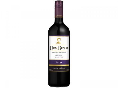 Vinho Tinto Seco Dom Bosco - 750ml