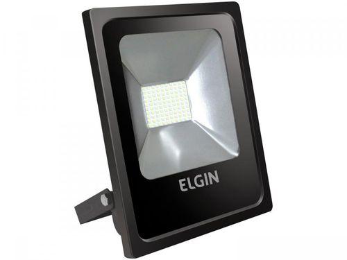 Refletor LED 50W 6500K Branca Elgin - 48RPLED50G00