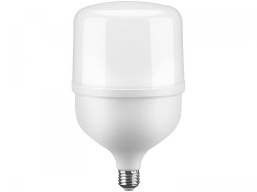 Lâmpada de LED Elgin Branca E27 50W - 6500K Super Bulbo T160