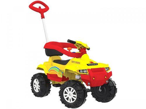 Quadriciclo Infantil a Pedal Superquad 591 - Bandeirante