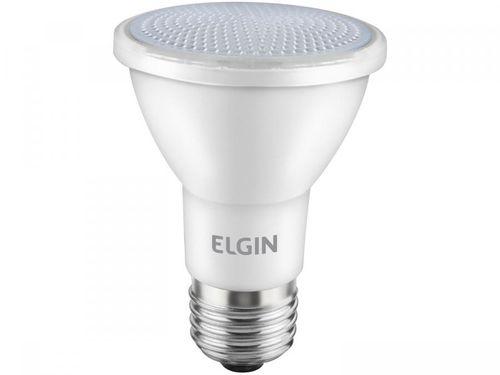 Lâmpada de LED Elgin Amarela E27 6W 2700K - PAR 20