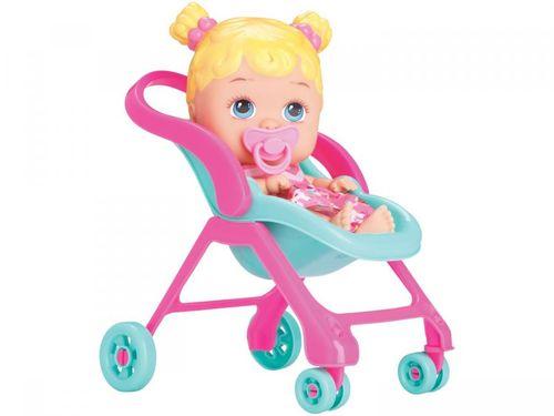 Boneca Little Dolls Passeio com Acessórios - Divertoys