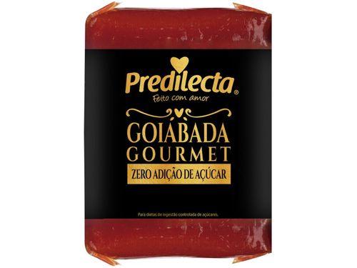 Goiabada Bloco Zero Açúcar Predilecta Gourmet - 300g