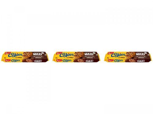 Kit Cookies Chocolate Maxi Bauducco 96g 3 Unidades -