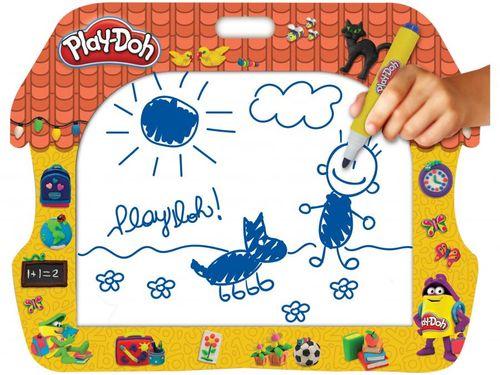 Lousa Infantil Branca Play-Doh Lousa Divertida Fun -
