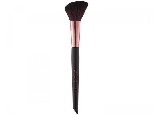 Pincel de Maquiagem para Blush Lanossi - Rose Black
