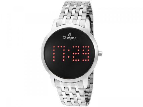 Relógio Feminino Champion Digital CH40008T - Prata
