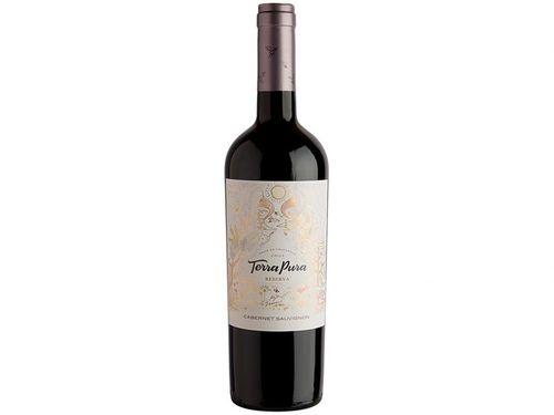 Vinho Tinto Seco Terrapura Reserva - Cabernet Sauvignon 750ml