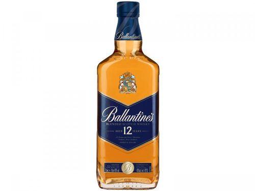 Whisky Ballantines Escocês 12 anos - 750ml