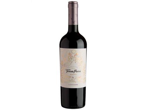 Vinho Tinto Seco Terrapura Reserva Carmenere 750ml -