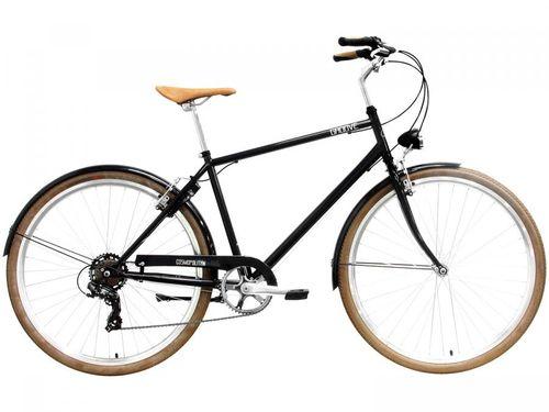Bicicleta Aro 700 Groove Cosmopolitan V-Brake - 7 Marchas Câmbio Shimano