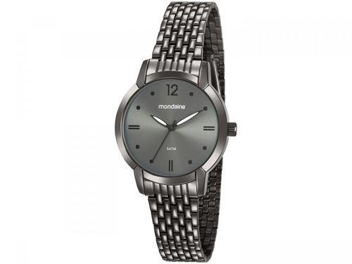 Relógio Feminino Mondaine Analógico - 53917LPMGSE2 Chumbo