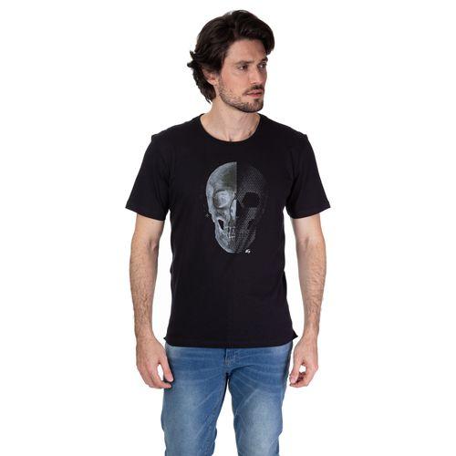Camiseta Com Estampa Em Gel