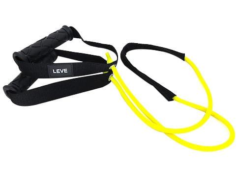 Elástico Extensor T28-F Acte Sports com Alça Forte - Amarelo