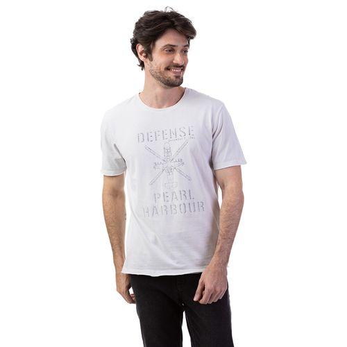 Camiseta Reativo Estampa Defense