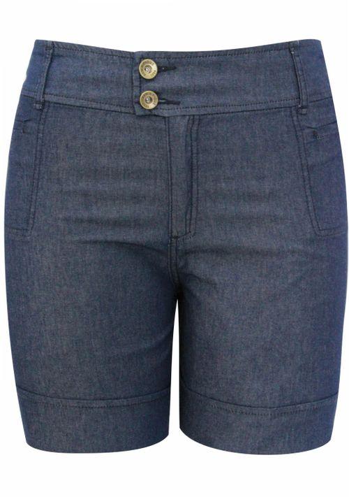 Shorts Pau a Pique Jeans Azul