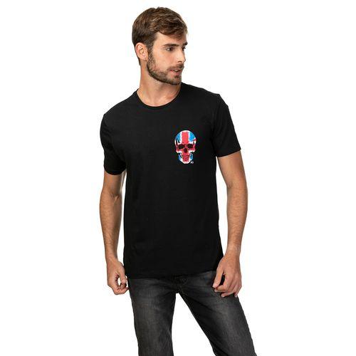 Camiseta M/M England Skull