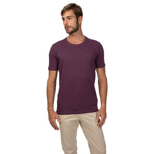 Camiseta Básica Gola Larga