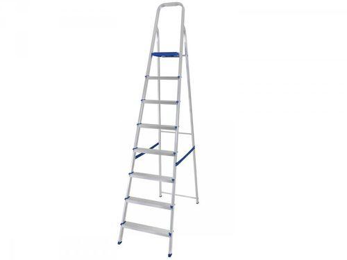 Escada Alumínio Mor 8 Degraus - 5104