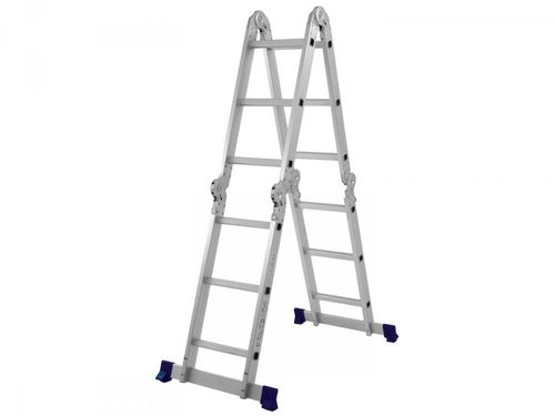 Escada Multifuncional Alumínio Mor 12 Degraus - 3x4 Everest