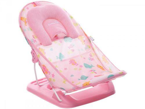 Suporte para Banho de Bebê Safety 1st Baby Shower - Pink